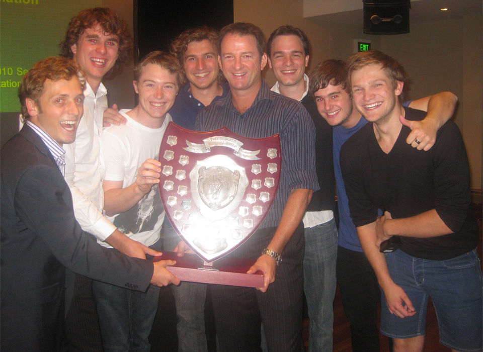 Gypsies Cricket Club Premiers