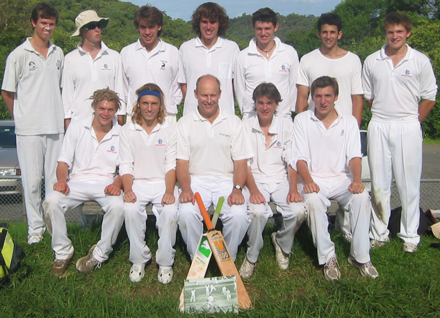 Gypsies Cricket Club 2007-08