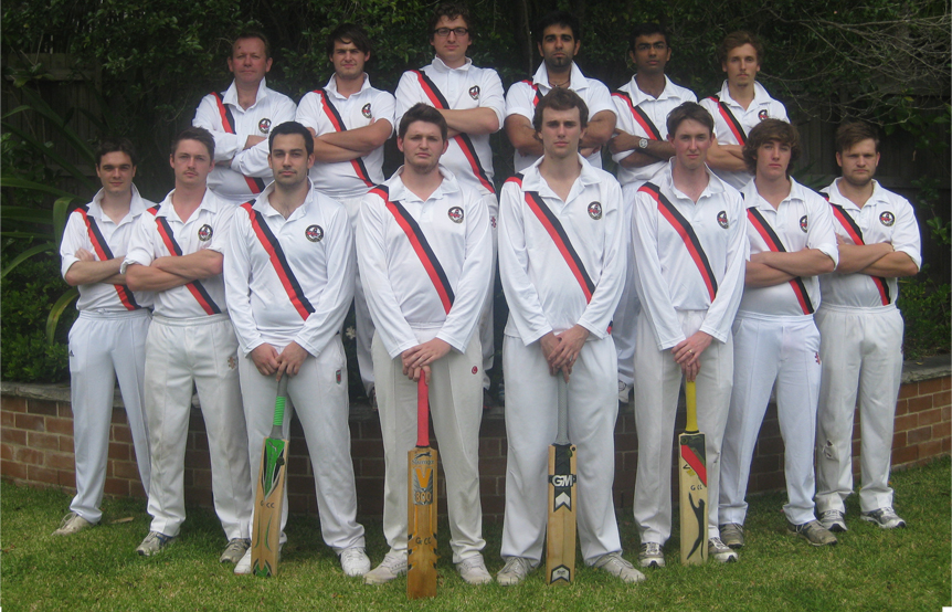 Gypsies Cricket Club 2011-12