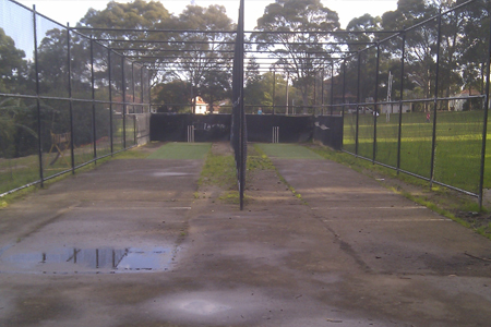 Willoughby Park #2, Alan Hyslop Oval